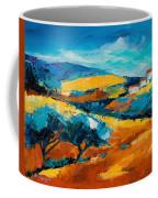 Oliviers En Provence Coffee Mug