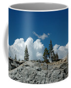 Olmsted Point Pine Rear View Coffee Mug