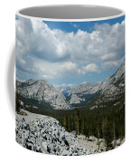 Olmsted View Down The Tree Filled Road Coffee Mug