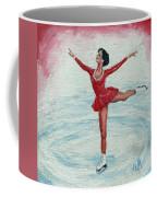 Olympic Figure Skater Coffee Mug
