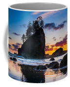 Olympic Sunset Coffee Mug