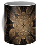Om Particles Coffee Mug