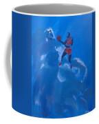 Omaggio A Michael Jordan Coffee Mug