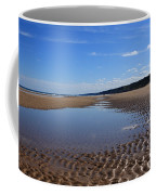 Omaha Beach, Normandy, France. Coffee Mug