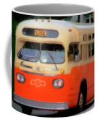 Omaha Retro Coffee Mug