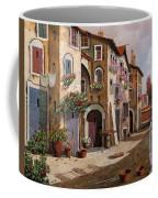 Ombre Per Strada Coffee Mug