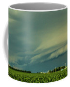 Ominous Nebraska Outflow 001 Coffee Mug