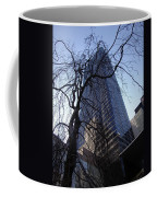 On A Clear Day...moma Courtyard Ny City Coffee Mug