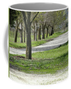On A Country Road Coffee Mug