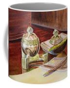 On A Desk At Eugene O Neill Tao House Coffee Mug