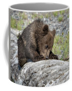 On A Log Coffee Mug