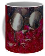 On A Rainy Day Its Fine To Be Inside Coffee Mug