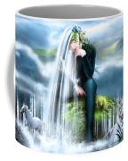 On A Watch Coffee Mug by Svetlana Sewell