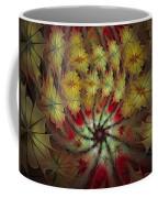 On A Windy Autumn Day Coffee Mug