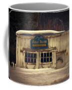 On A Winters Day Coffee Mug