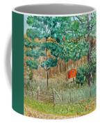 On Big Laurel In Autumn No.2 Coffee Mug