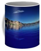 On Crater Lake Coffee Mug