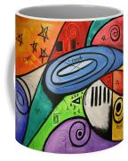On Earth As It Is In Heaven Coffee Mug