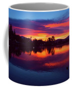 On Fire Coffee Mug