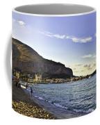 On Mondello Beach Coffee Mug