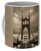 On St Johns Bridge Coffee Mug