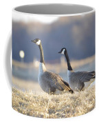 On The Bank Coffee Mug