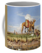 On The Banks Of The Nile Coffee Mug