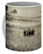 On The Battlefield - Gettysburg Coffee Mug