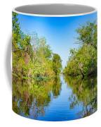 On The Bayou 3 Coffee Mug