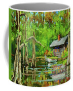 On The Bayou Coffee Mug
