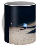 On The Beach Coffee Mug by Dave Bowman