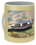 On The Beach Mykonos Greece Coffee Mug