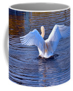 On The Blue Side  Coffee Mug