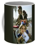 On The Carriage Coffee Mug