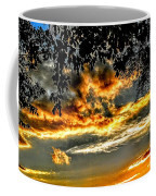 On The Edge Of Night Coffee Mug