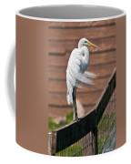 On The Fence Coffee Mug