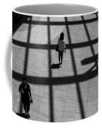 On The Grid Coffee Mug by Eric Lake