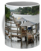 On The Hillsboro Canal Coffee Mug