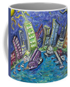On The Hudson Coffee Mug