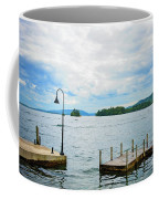 On The Lake Coffee Mug