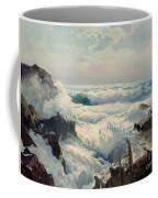 On The Maine Coast Coffee Mug