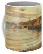 On The North Devon Coast Coffee Mug