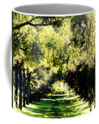 On The Path Coffee Mug