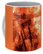 On The Pier Coffee Mug