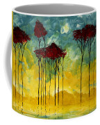 On The Pond By Madart Coffee Mug