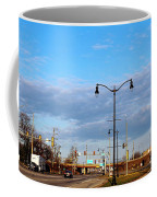 On The Road Agan Coffee Mug