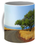 On The Road To Lapakahi Coffee Mug