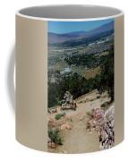 On The Road To Virginia City Nevada 15 Coffee Mug