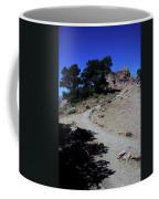 On The Road To Virginia City Nevada 16 Coffee Mug