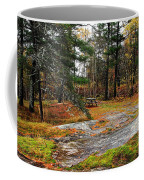Picnic On The Rocks Coffee Mug